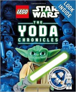 lego yoda book
