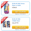 printable coupons for razors