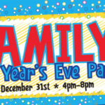 Columbus Magic Mountain New Year's Eve Party, Celebrate with Your Family! (+ GIVEAWAY!)