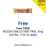 Kroger Free Friday Download: King Size Twix! (12/20/13)