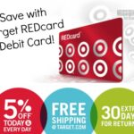 Target REDcard Debit Card