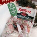 $5 DIY Christmas Gifts: Keep Calm and Bake On!