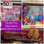 "Target Toy Clearance, 50-70% Off! – Time to Stock Up ""Gift Closet""!"