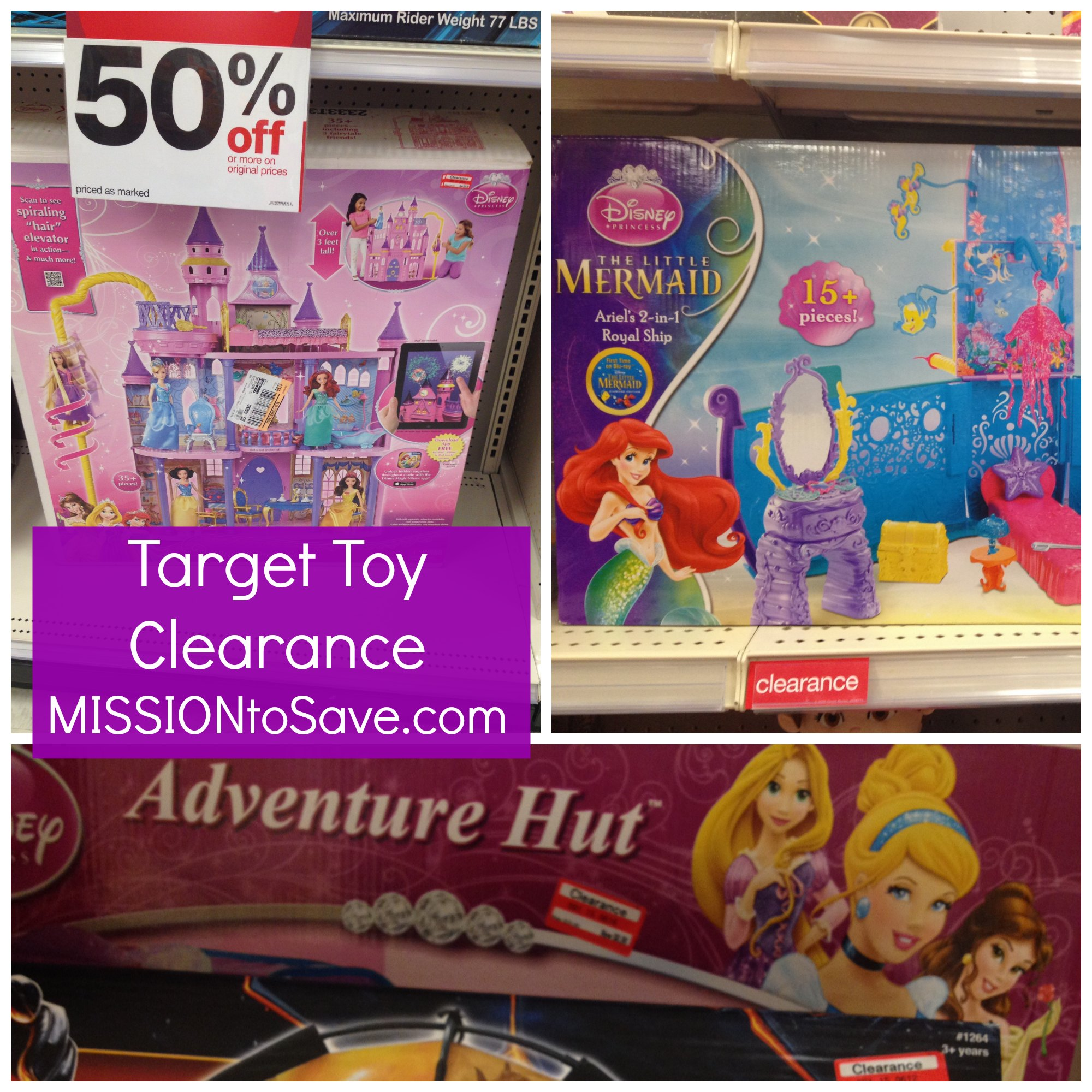 Target Toy Clearance, 50-70% Off!