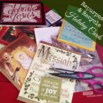 Ways to Repurpose and Recycle Holiday Cards