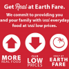 Earth Fare $7 off $30 Purchase and New Lower Prices #RealLowatEarthFare