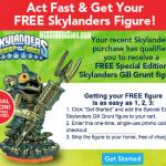 free skylanders at ToysRUs