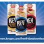 Kroger Free Friday Download: Rev Wrap