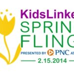 Columbus KidsLinked Spring Fling at COSI on 2/15/14