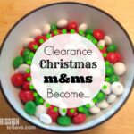 Christmas Clearance Candy can be used for future holidays!