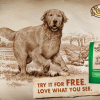 Free Dog Food after rebate