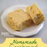Homemade Cornbread Recipe (Never Make Jiffy Again!)