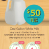 Ibotta: Save Money on Milk and Bread