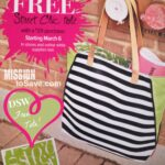 DSW FREE TOTE March 2014