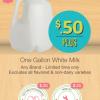 Ibotta Milk Savings + Bonus!