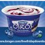 Kroger Free Friday Download: Oikos Greek Yogurt (2/7/14)