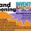Inventure Kids Science Lab FREE Open House