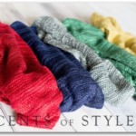 Cents of Style Winter Scarves Sale- $7.95 Shipped! #CentsOfStyle