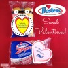 Sweet Hostess Valentines (+ Free Printable Tags)