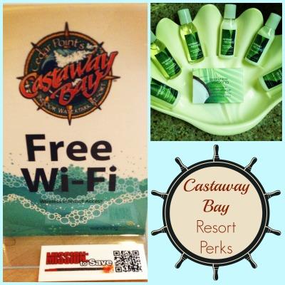 castaway bay resort perks