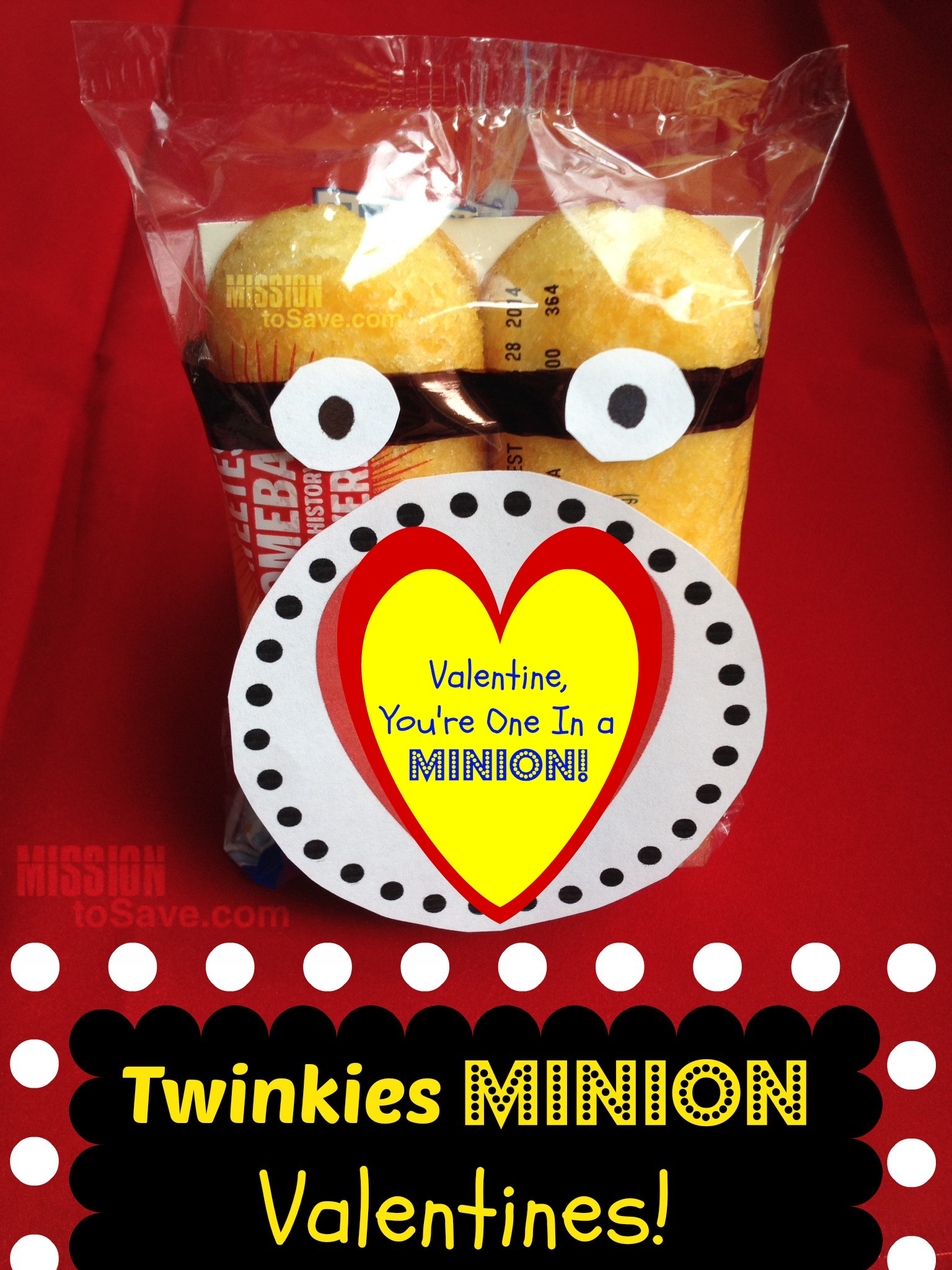 How To Decorate Minion Cookies for Valentine's Day! - YouTube