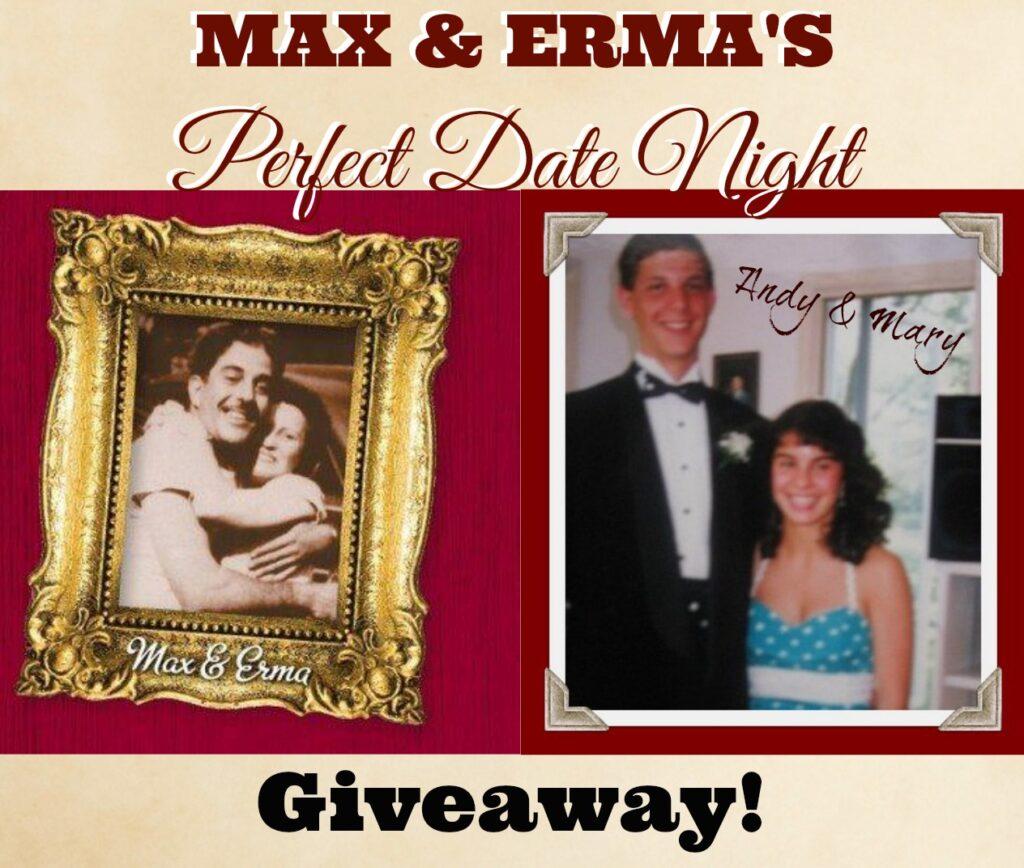 Max & Ermas Giveaway