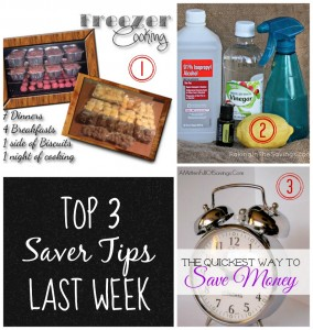 Saver Tips Top 3 311