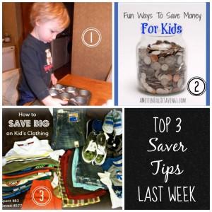 saver tips tuesday linkup top 3