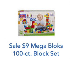 red hot deal mega blocks