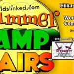 Columbus KidsLinked Summer Camp Fairs This Week (Hilliard and Worthington)