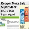 kroger mega sale dial deal
