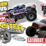 Enter to Win Monster Truck Nationals Tickets at The Schott on 3/29! #MonsterNiteOut