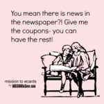No Sunday Newspaper Coupon Inserts for Memorial Day Weekend