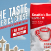 seattle's best free coffee sample