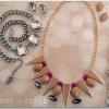 cents of style statement necklace sale
