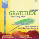 Columbus Earth Day Celebration an Volunteer Opportunities #EarthDay