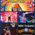Win Tickets to Ringling Bros and Barnum & Bailey's Circus #BuiltToAmaze in Columbus