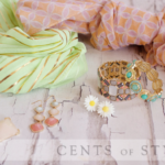 Fashion Friday Mint and Peachy Accessories Deals! #CentsOfStyle