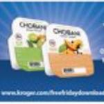 Kroger Free Friday Download: Chobani Flip Greek Yogurt on 4/18