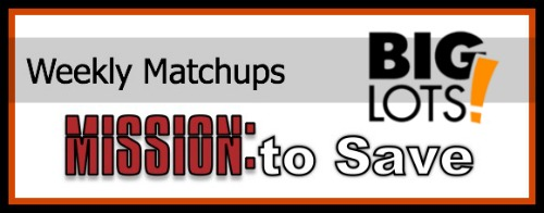 weekly matchups big lots