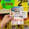 FREE Tide at CVS with Coupon Stack!
