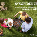 #ad Sam's Club Gift Card Rebate Offer on Tyson Grillin' Wings (#CBias)