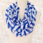 HOTTER!  Geometric Infinity Scarf $5.97 Shipped! #CentsofStyle
