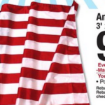 American Flag for Just $0.99 at Menards (After Rebate)