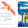 hopster high value rayovac coupon