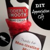 Udderly Smooth Appreciation gift