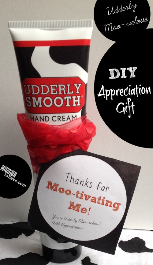Mootivating appreciation gift using udderly smooth and chick fil mootivating appreciation gift using udderly smooth and chick fil a items negle Images