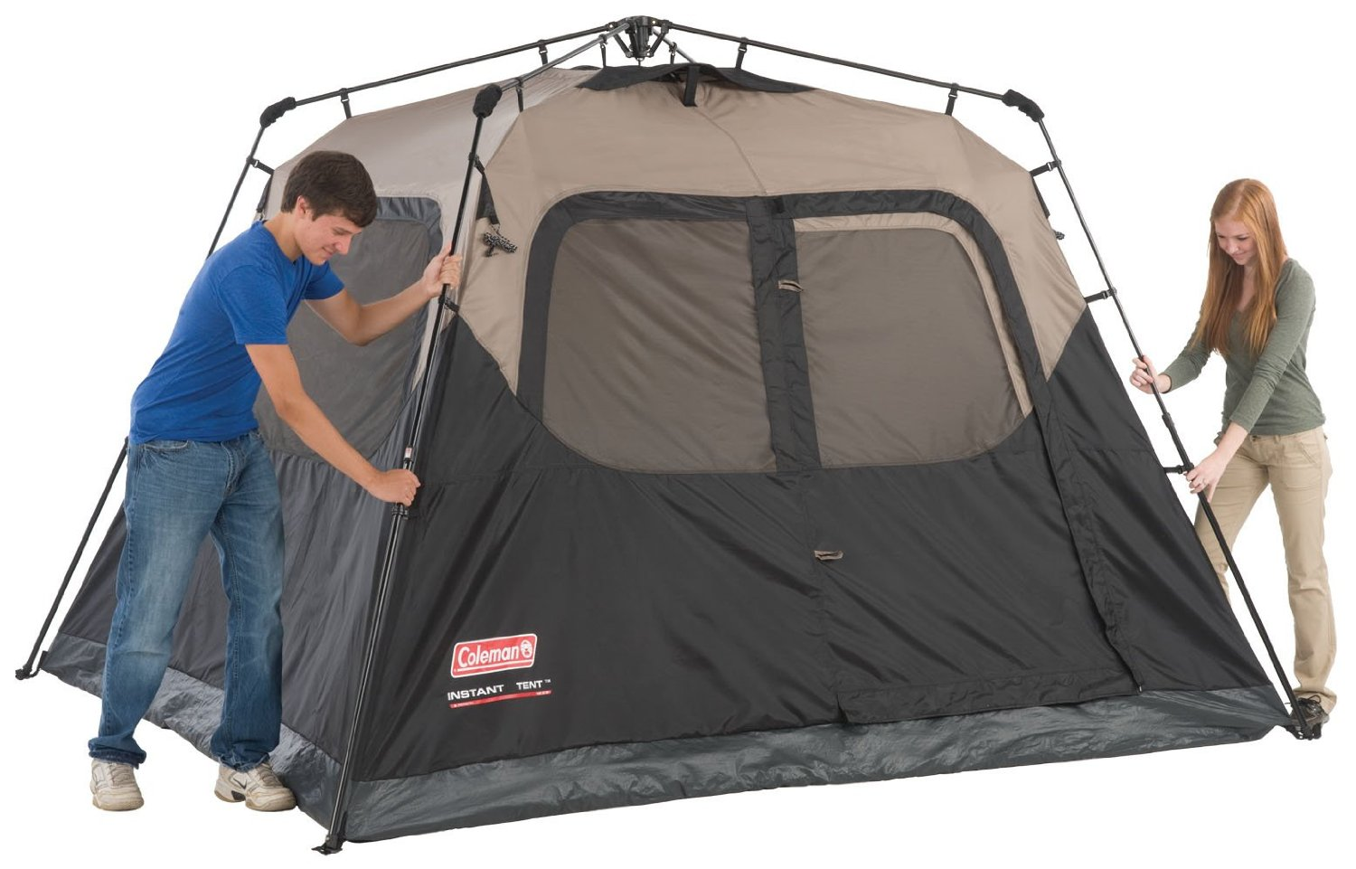 Highly Rated 6 Person Colman Instant Tent For 99 99