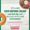 national doughnut day free krispy kreme
