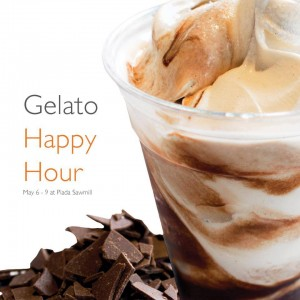Piada Gelato Happy Hour
